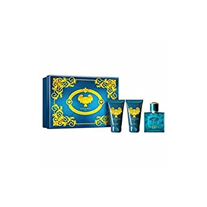Versace Eros Colonia Set regalo para hombre - 50ml