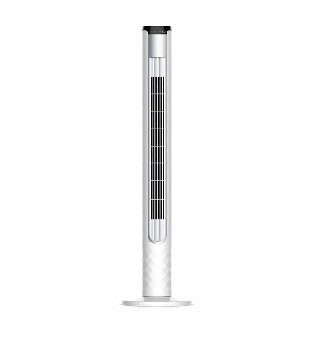 定番  LPZ-扇風機 タワーファンホワイト振動冷却ファン LPZ-扇風機、家庭用、オフィス用、電源40Wのリモートコントロール付き無音無風 B07GB5H3GY, yes style:f0a987fe --- arianechie.dominiotemporario.com