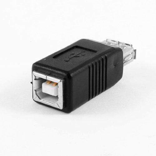 Amazon.com: eDealMax USB A hembra a USB Impresora B femenino ...