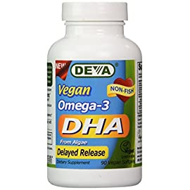 Deva-Vegan-Omega-3-DHA-Algae-200mg-Delayed-Release