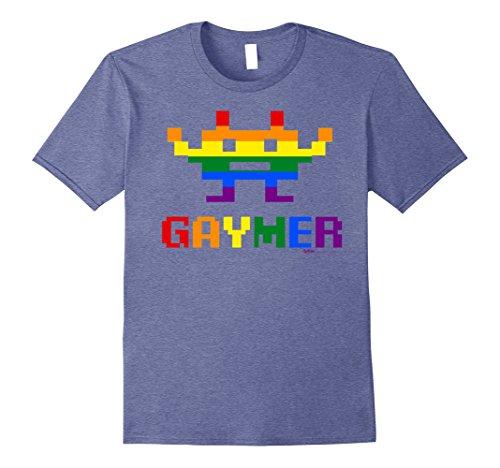 Gay Gamer Gaming T Shirt