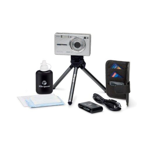Targus TGK-FR300 Digital Camera Starter Kit (Black)