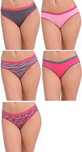 jordache-womens-cotton-bikini-panties-5-fuchsia