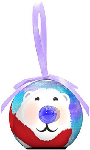 polar bear christmas ornaments - 3
