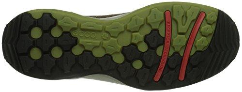 ECCO Sierra II, Scarpe Sportive Uomo Marrone (Braun (Dark Clay/Cocoa Brown/Acorn 58832))