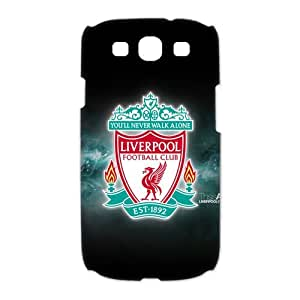 Liverpool theme pattern design For Samsung Galaxy S3 I9300(3D) Phone Case