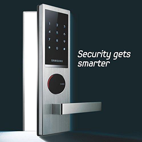 Samsung Smart Door Lock Ezon Shs H635 Shs H635fms En