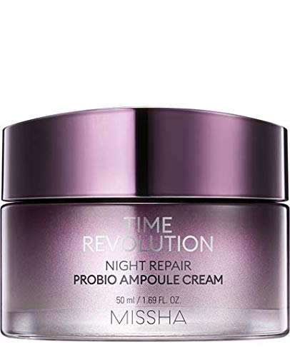 MISSHA TIME REVOLUTION_Night Repair Probio Ampoule Cream