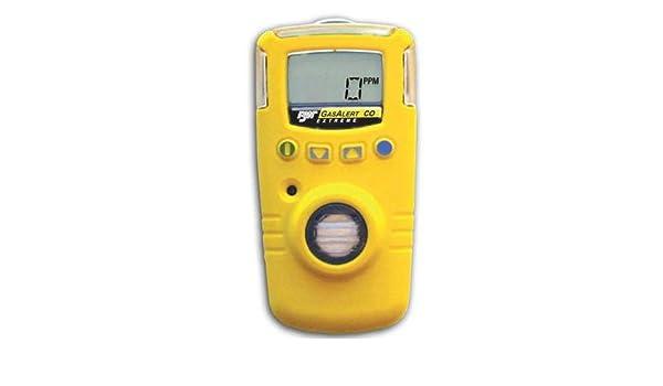 Amazon.com: BW GAXT-D-DL GasAlert Extreme Nitrogen Dioxide (NO2) Single Gas Detector: Home Improvement