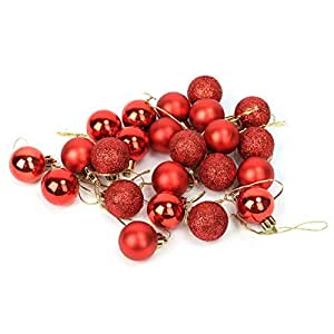 Christmas Tree Decor Ball Bauble Hanging Xmas Party Ornament