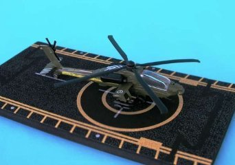 Ah - 64Helicopter