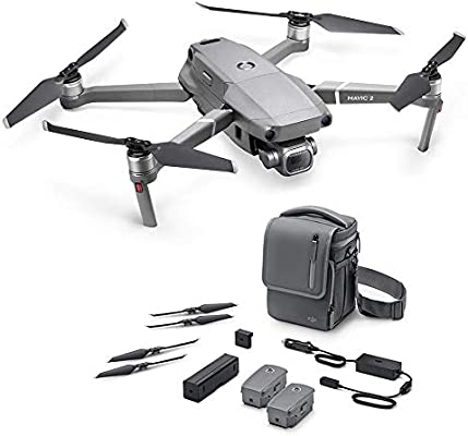 DJI Mavic 2 Pro + Fly More Combo: Amazon.es: Electrónica