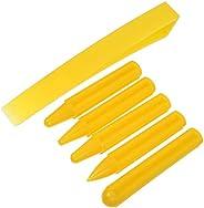 BESPORTBLE 6Pcs Paintless Dent Corpo Do Carro Kit de Reparação de Danos Ferramenta de Nivelamento Caneta Conju