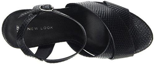 New Look Damen Obscene Pumps Black (01/Black)