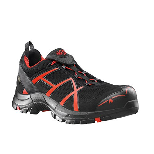 HAIX® Black Eagle Safety 40 Low black/red S3