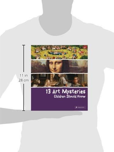 13 Art Mysteries Children Should Know by Prestel Publishing (Image #3)