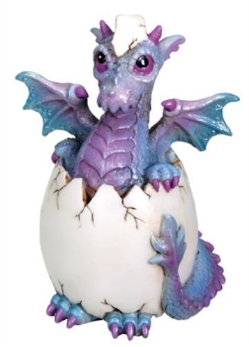 Bindy Dragon Hatchling - Collectible Figurine Statue Sculpture (Dragon Collectible Figurine Statue)