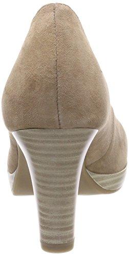 Femme Antelope Tamaris 22410 Marron Escarpins Suede xr7EZ7I