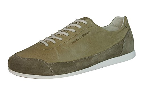 (PUMA Hussein Chalayan Allvar Lo Mens Leather Sneakers/Shoes - Brown - Size US)