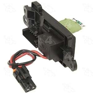 Four seasons 20339 hvac blower motor resistor for Suburban furnace blower motor replacement