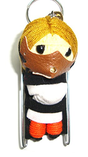 Hannibal Lecter Mini String Doll Red Silence of Lambs (Toy Doll Voodoo)