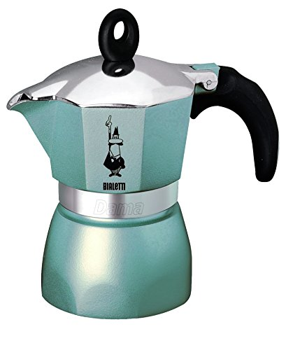 Bialetti: Dama Glamour 3-Cup Light Blue by Bialetti