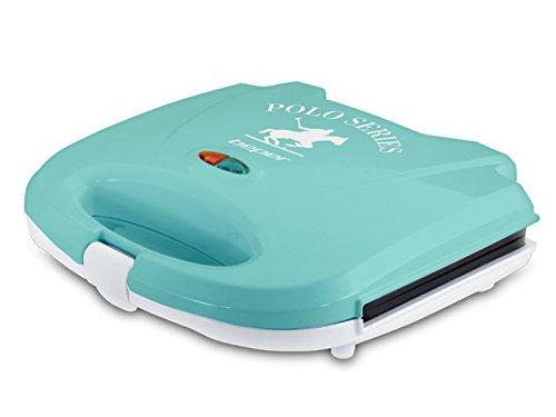 BEPER 90.630A Toasteur Machine à Sandwich Bleu Clair 700W, 700 W