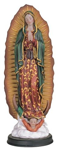 StealStreet SS-G-212.01 Our Lady of Guadalupe Holy Figurine Religious Decoration Decor, 12'' by StealStreet