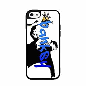 Banksy TPU RUBBER SILICONE Phone Case Back Cover Samsung Galaxy S4 I9500