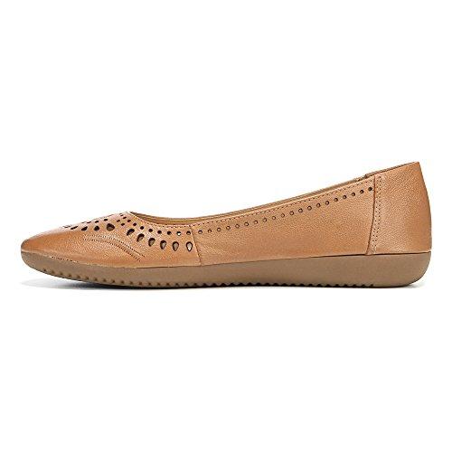 Naturalizer Kana Mujer Estrechos Piel Zapatos Planos