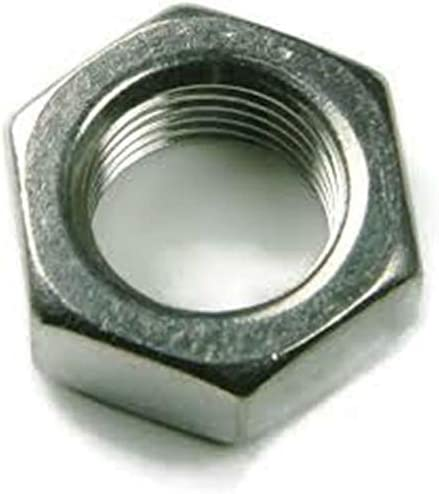 by Dolos. 30 Pack 1//2-13 Zinc Plated Steel Hex Nuts