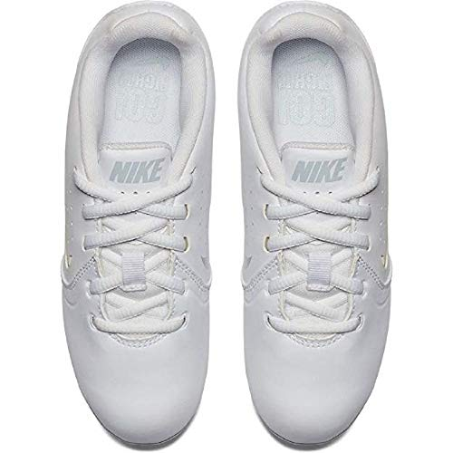 121845796ef Nike New Womens Sideline III Insert Cheerleading White Platinum 5