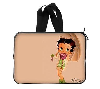 Venta caliente Betty Boop nuevo funda para portátil 13 pulgadas (doble lados) hermoso: Amazon.es: Ropa y accesorios