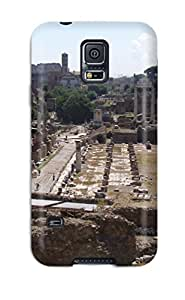New Cute Funny City Of Rome Case Cover/ Galaxy S5 Case Cover
