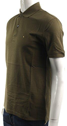 Ballantyne Herren Poloshirt grün grün
