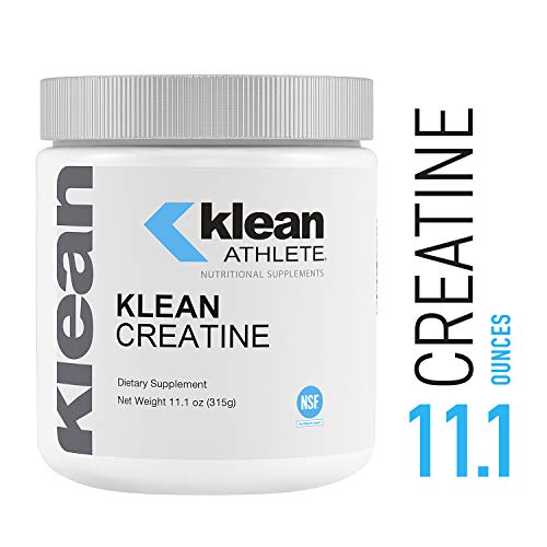 Cheap Klean Athlete – Klean Creatine – Supports Muscle Strength, Performance, and Recovery from Strenuous Exercise* – NSF Certified for Sport – Unflavored – 11.1 oz (315 g)