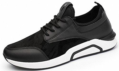 Ben Sports zapatillas de deporte trail Running de hombre pare mujor F-Negro
