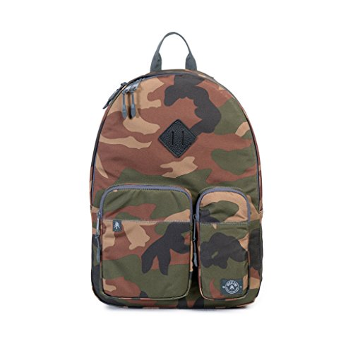 Parkland Academy Backpack (One Size, Classic Camo)