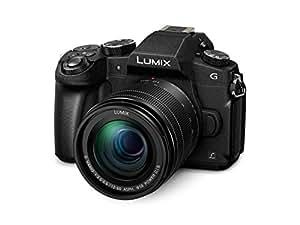 PANASONIC LUMIX G85 4K Mirrorless Camera 12-60mm Power O.I.S. Lens, Dual I.S. 2.0, 16 Megapixels, 3 inch Touch LCD, DMC-G85MK (USA Black)