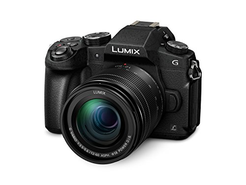 PANASONIC LUMIX G85 4K Mirrorless Camera (DMC-G85MK)
