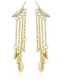 Danielle Nicole Palisades Drop Earrings
