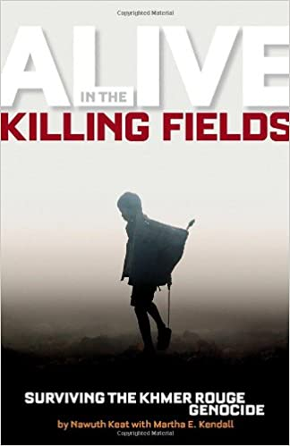 Image result for alive in the killing fields book