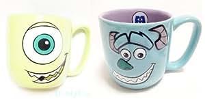 Sally y Mike Taza Monstruos, SA Monstruos Universidad Productos Disney Resort [limitado] (Jap?n importaci?n / El paquete y el manual est?n escritos en japon?s)