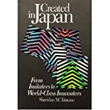Created in Japan, Sheridan M. Tatsuno, 0887304923