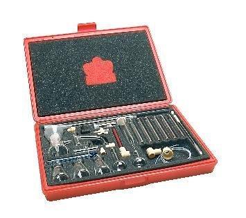 Kimble 748110-0000 Williamson Intermediate Kit in Polyethylene Storage Case