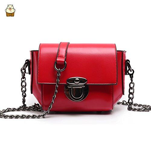 C Lock Bangalor Retro Mini All Leisure Xiekua Bags Shoulder Chain match Bag Package 7q4B7f