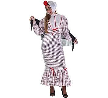LLOPIS - Disfraz Adulto chulapa Coral: Amazon.es: Juguetes y ...