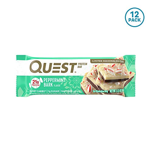 Quest Nutrition Protein Peppermint Count product image