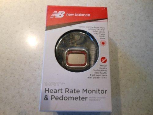 Hrt Rate Monitor - New Balance Heart Rate Monitor & Pedometer