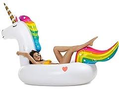Leisure Giant Inflatable Unicorn